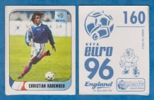 France Christian Karembeu Sampdoria 160 (E96)